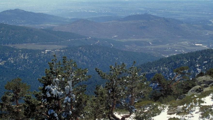 Valle de La Fuenfría
