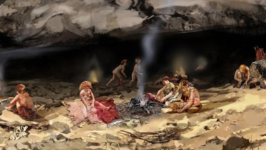 Valle de los Neandertales