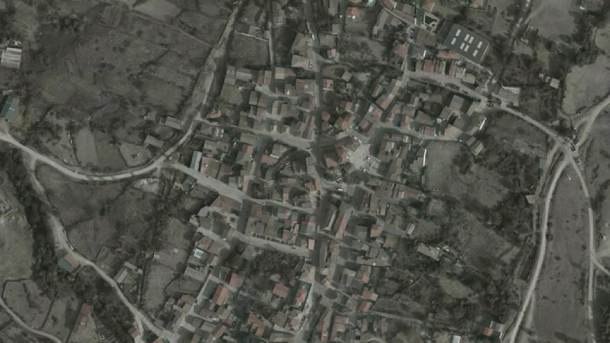 Vista aérea de Canencia