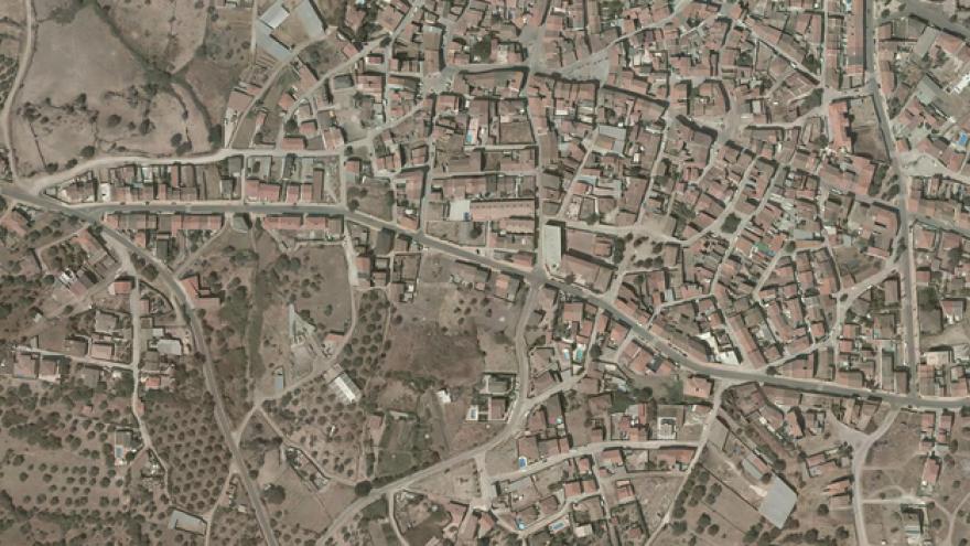 Vista aérea de Cenicientos