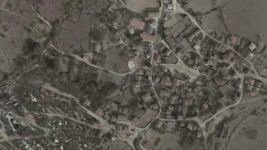 Vista aérea de Cervera de Buitrago