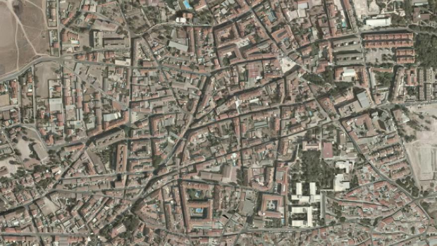 Vista aérea de Ciempozuelos