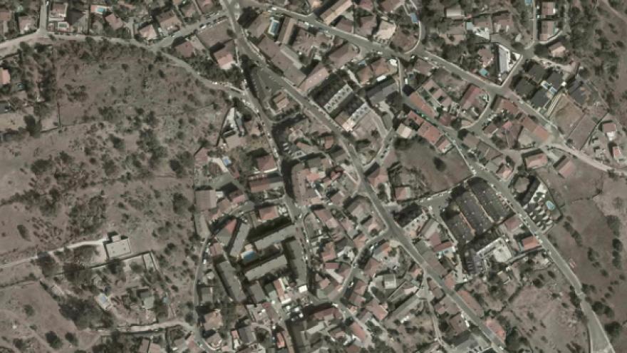 vista aérea de El Boalo