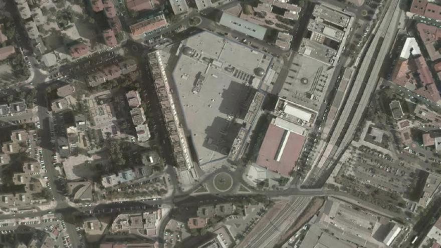 Vista aérea de Fuenlabrada