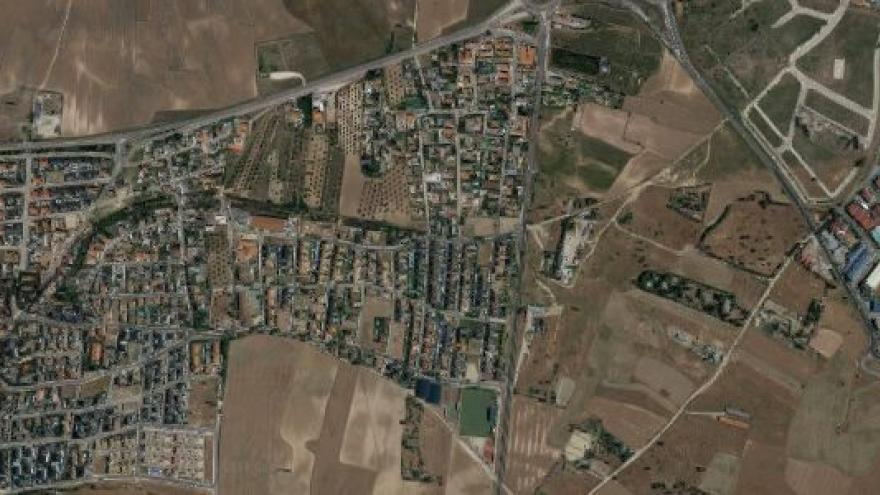 Vista aérea de serranillos_del_valle