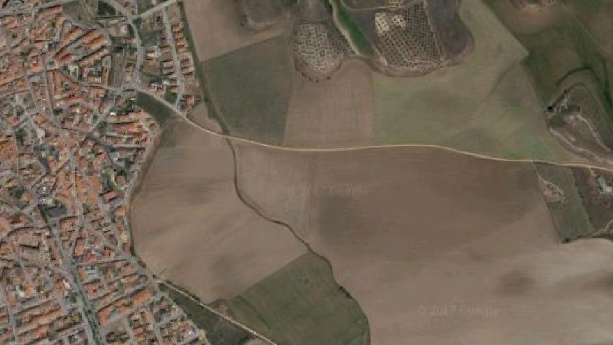 Vista aérea de Torres de la Alameda