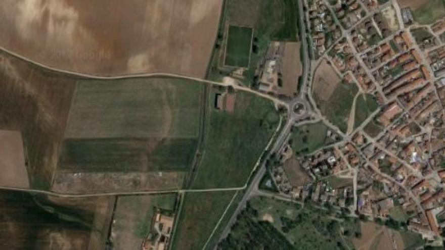 Vista aérea de valdeavero