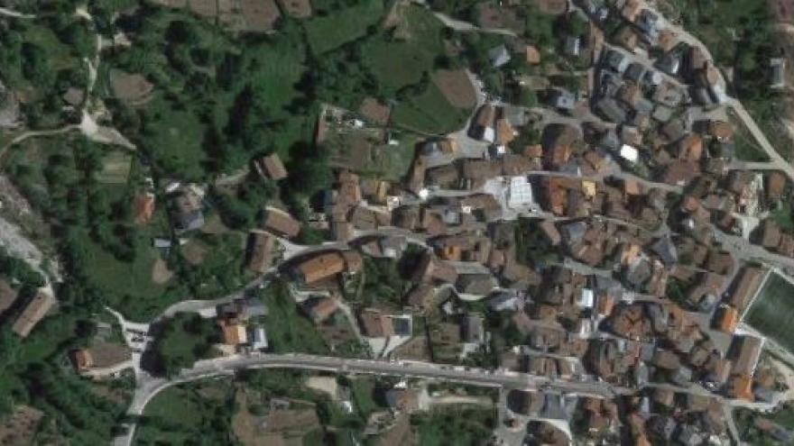 Vista aérea de valdemanco