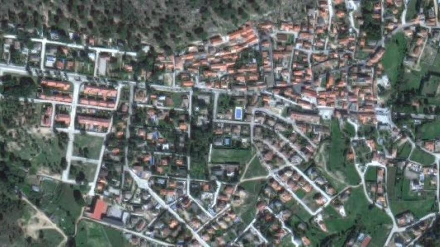 Vista aérea de valdemaqueda