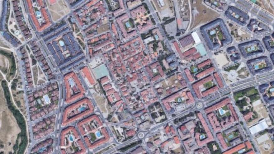 Vista aérea de villanueva_del_pardillo.