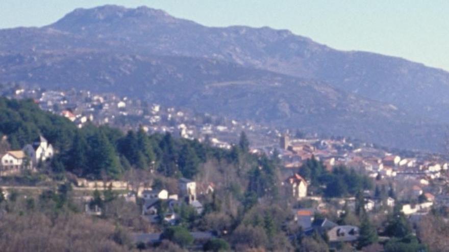 Panorámica Miraflores de la Sierra