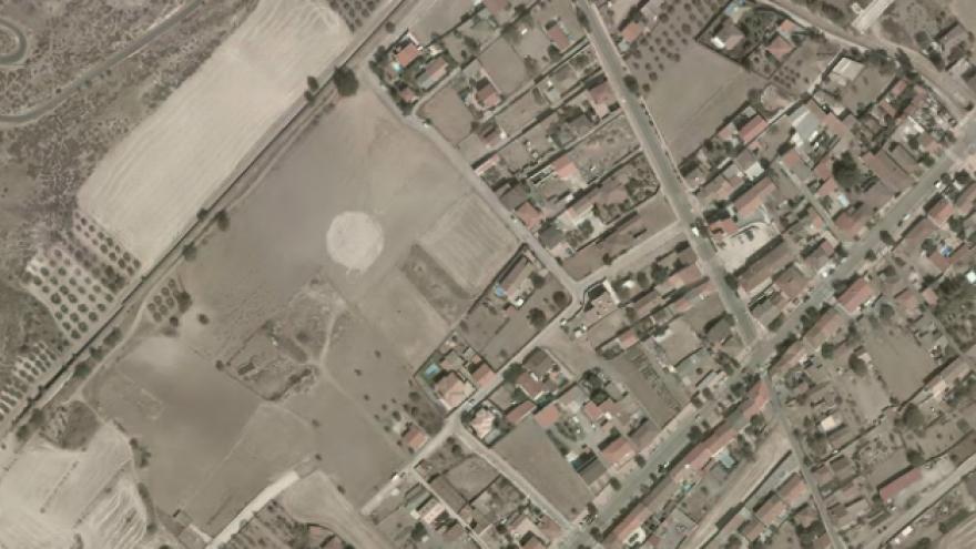 Vista aérea de Patones