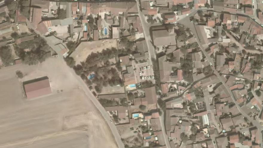 Vista aérea de Pezuela de las Torres