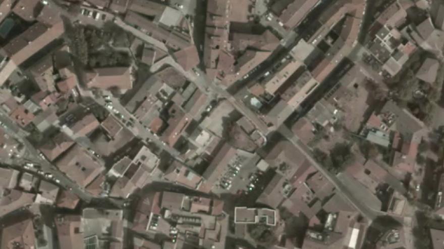 Vista aérea de San Agustín del Guadalix
