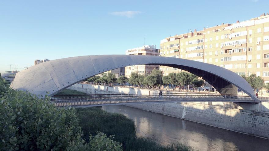 Madrid Río. Madrid.