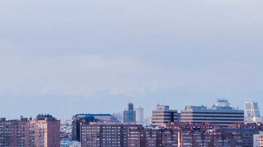 Perfil de Madrid.