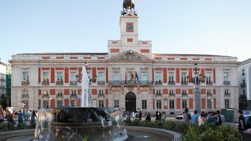 Casa de Correos. Madrid.