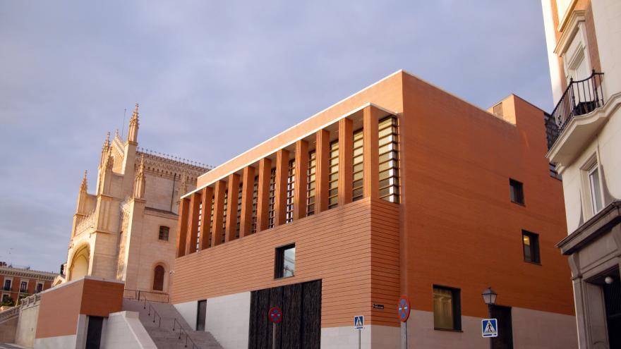 Ampliación del Museo del Prado. Madrid.