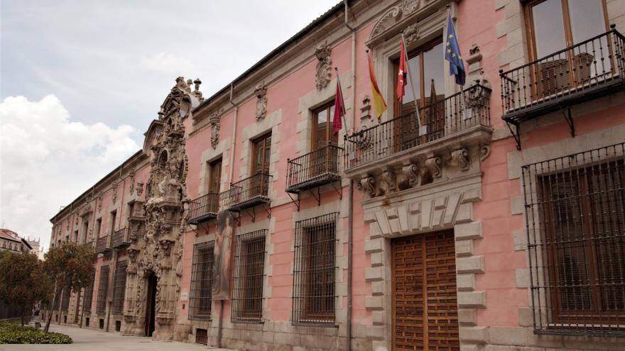 Museo de Historia de Madrid. Madrid.