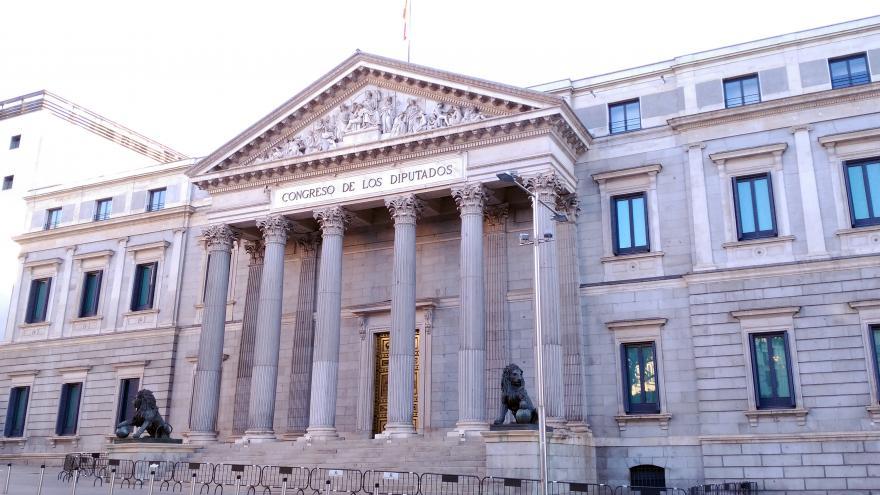 Congreso de los Diputados. Madrid