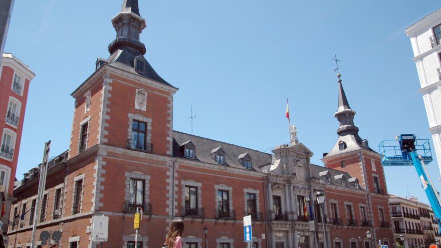 Real Cárcel de Corte de Madrid. Madrid.