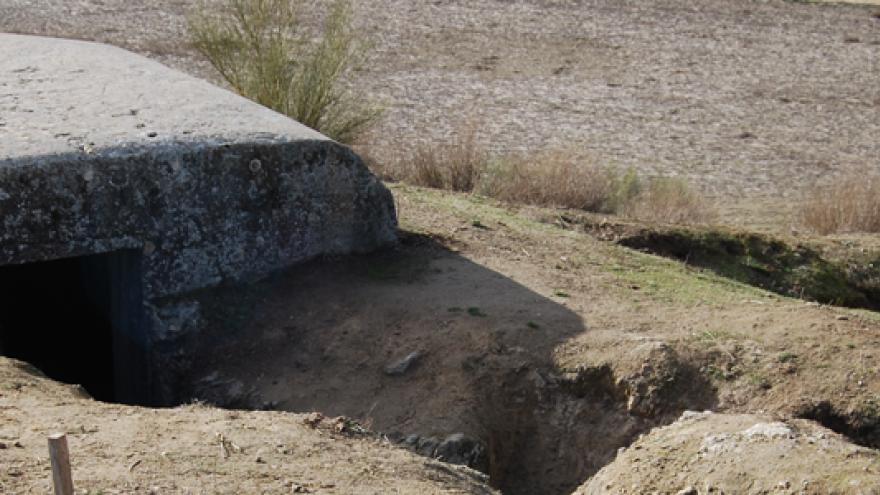 Conjunto de fortificaciones de Los Yesares, en Pinto