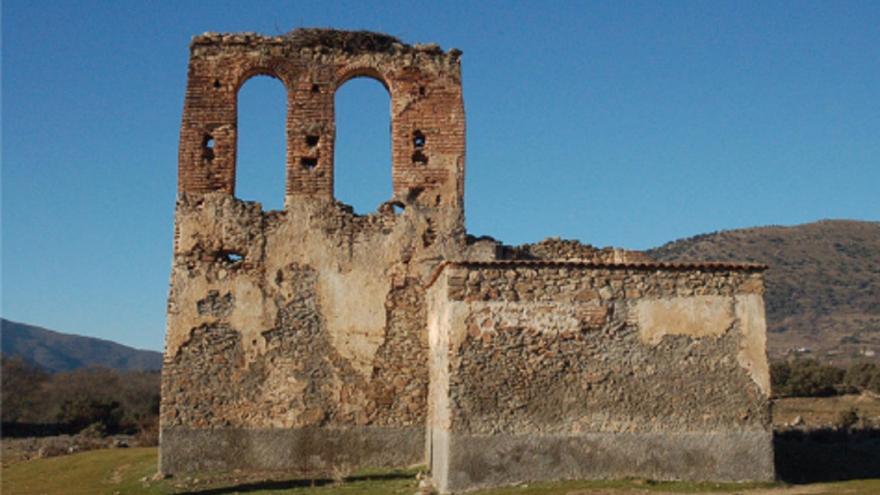 Ermita Santiago Gargantilla del Lozoya