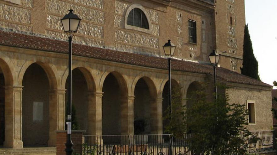 Iglesia Ajalvir