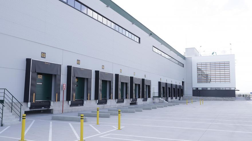 Empresa Prologis en San Fernando de Henares