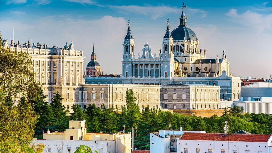 Acceso a la presentación que muestra los principales atractivos de Madrid para inversores extranjeros