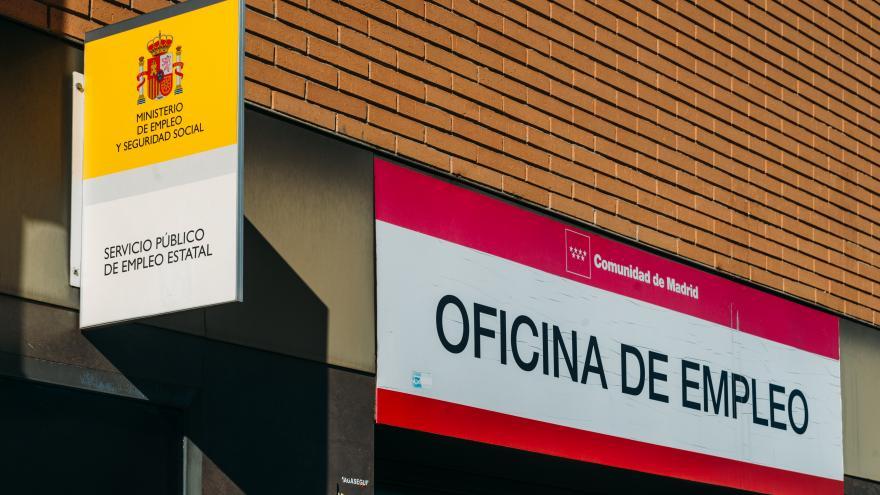 Oficina de empleo Comunidad de Madrid