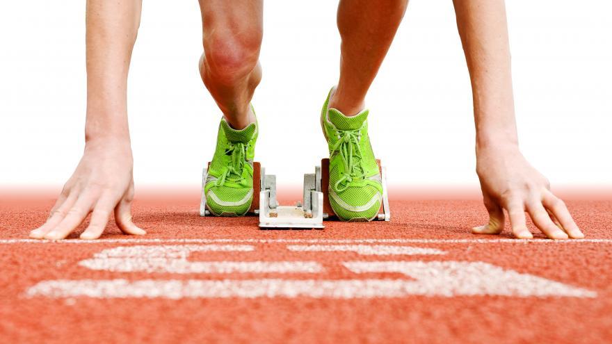 Imagen pista de atletismo