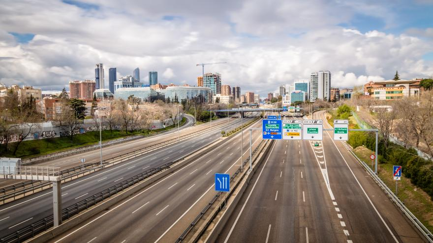 Carretera de la Comunidad de Madrid