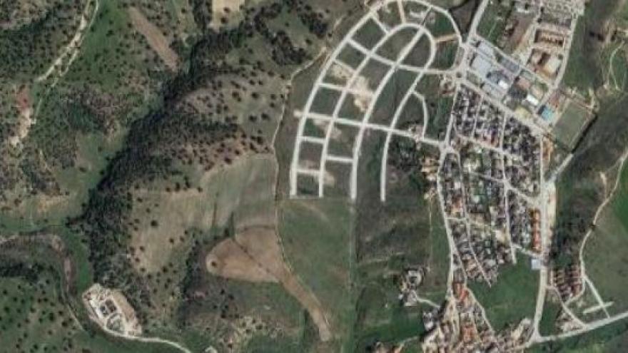 Vista aérea de villamantilla
