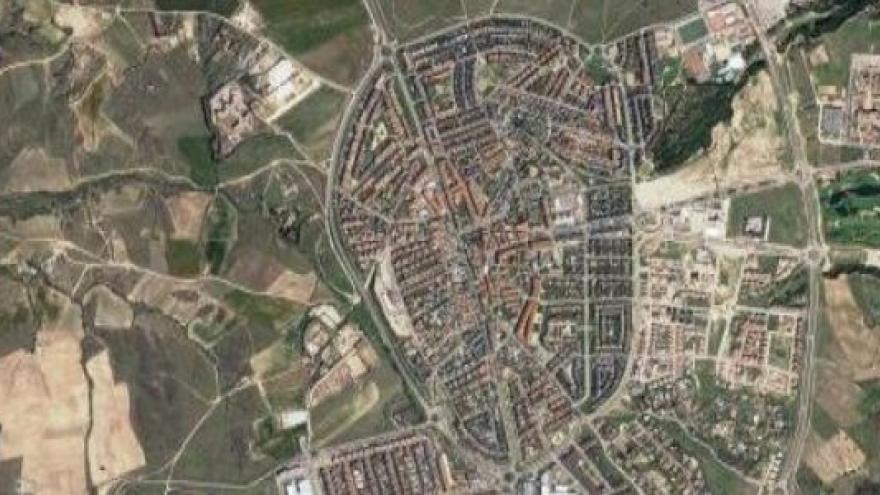 Vista aérea de villanueva_de_la_canada