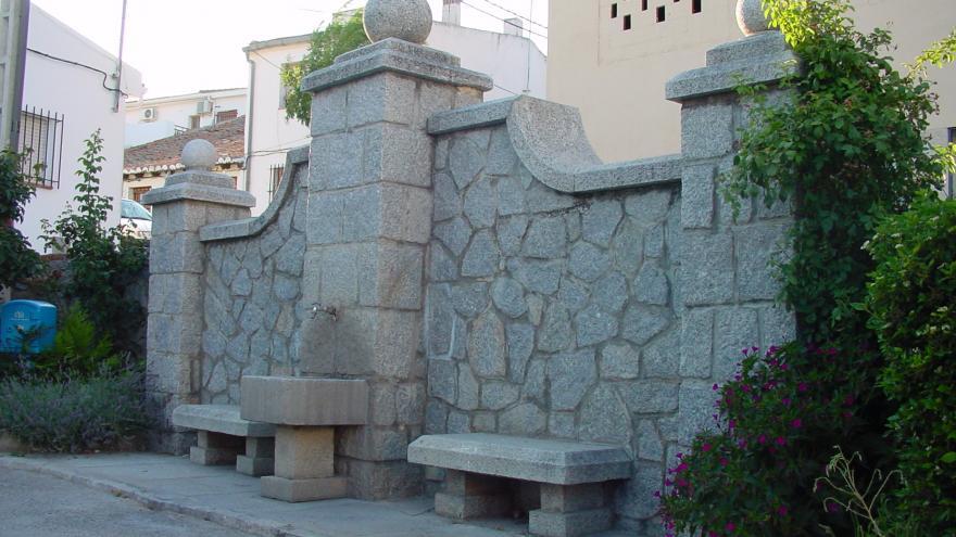Fuente de Villanueva de Perales