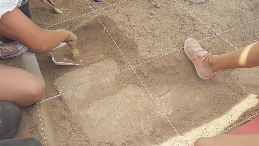 Ponemos en marcha la sexta edición del programa educativo Arqueológos por un día