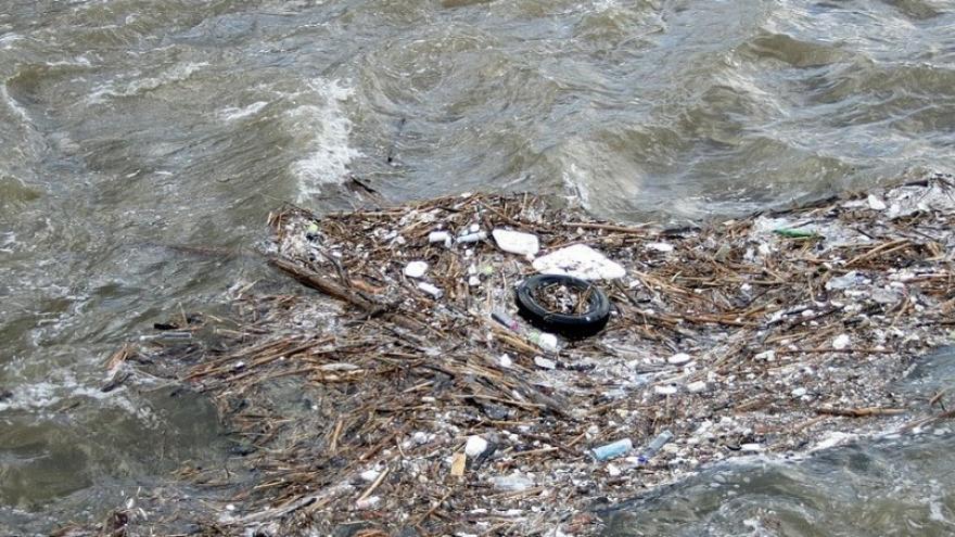 Basura medioambiental