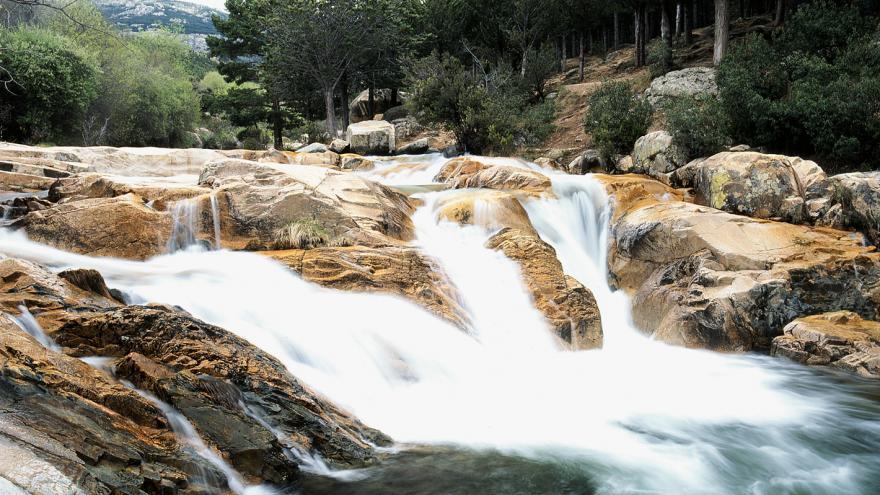 Imagen río Manzanares
