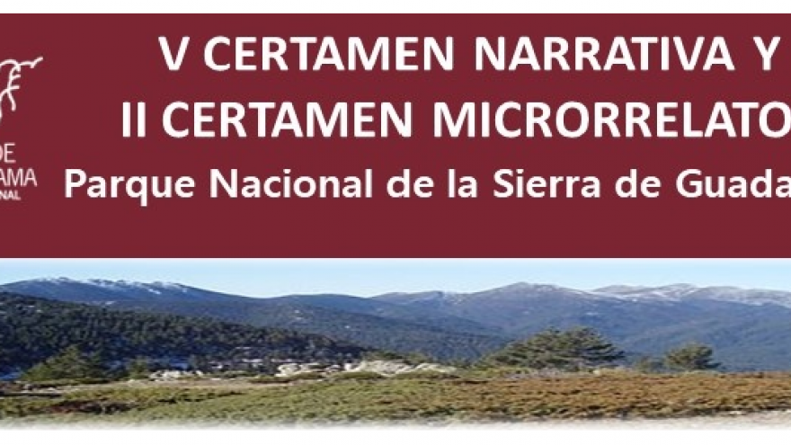 Certámenes literarios Sierra Guadarrama