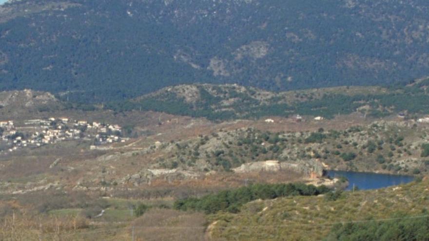 Panorámica Sierra de Guadarrama