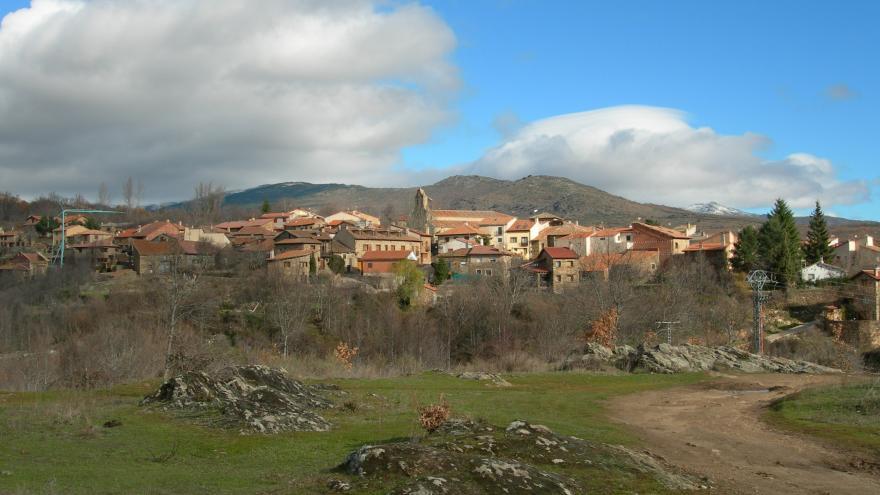 Vista de Horcajuelo de la Sierra