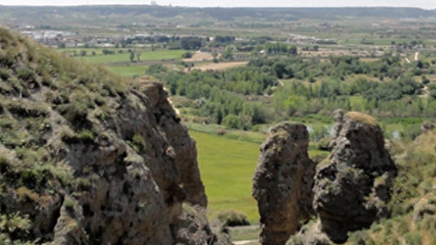 Ruta a pie por los altos y vaguadas de Rivas-Vaciamadrid