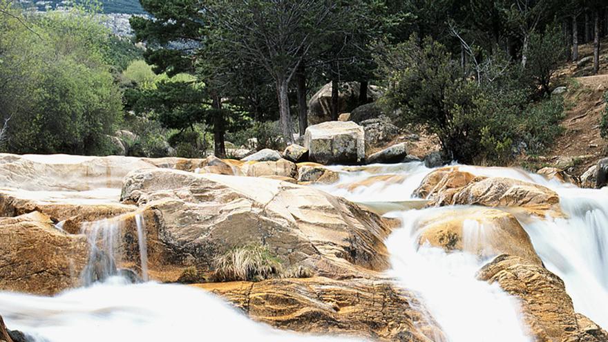 Sendas del Parque Regional de la Cuenca Alta del Manzanares