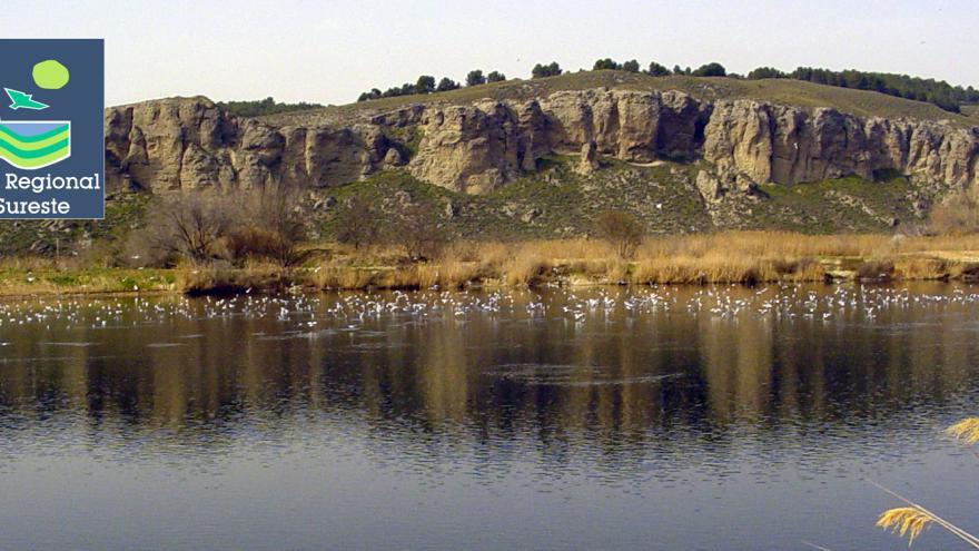 """Senda """"Paseo por el Soto de Las Juntas"""""""