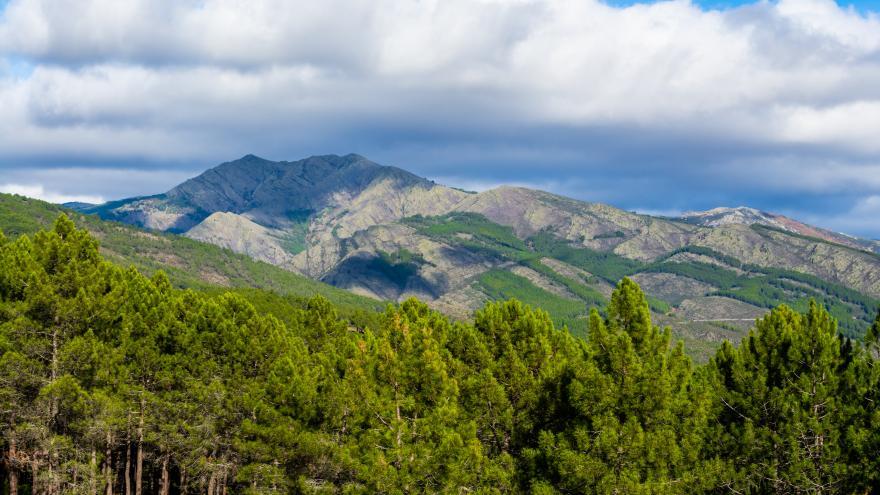 Paisaje de la Sierra Norte