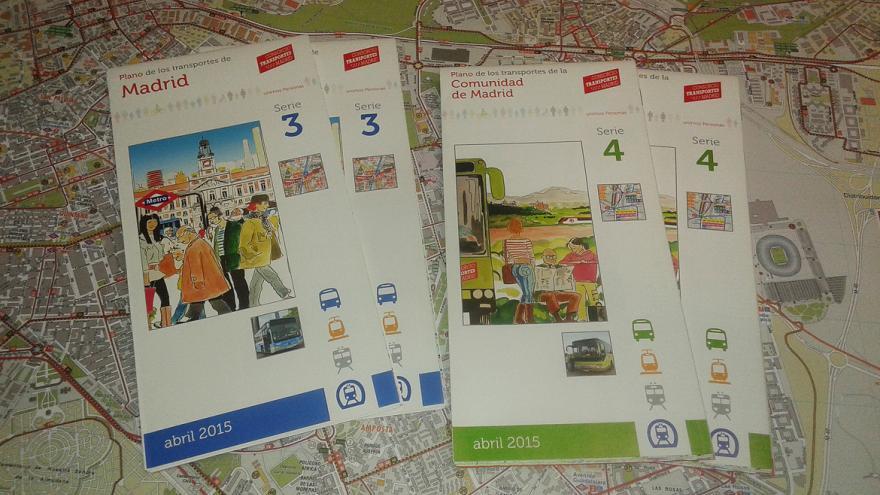 Planos de transporte público