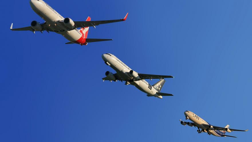 Cancelaciones avión