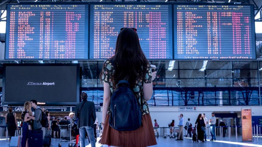 Salidas aeropuerto