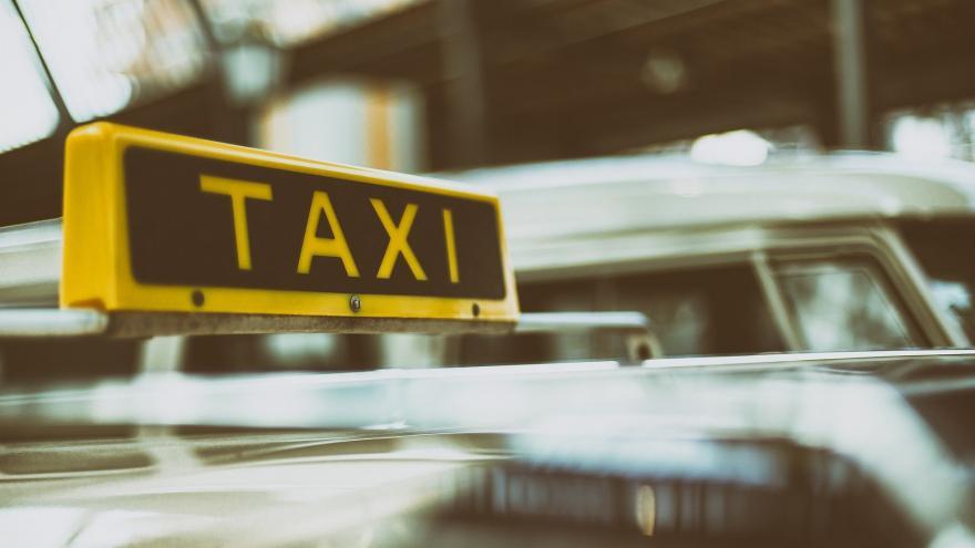 Cartel de taxi